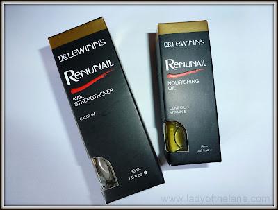 Dr Lewinn's Renunail