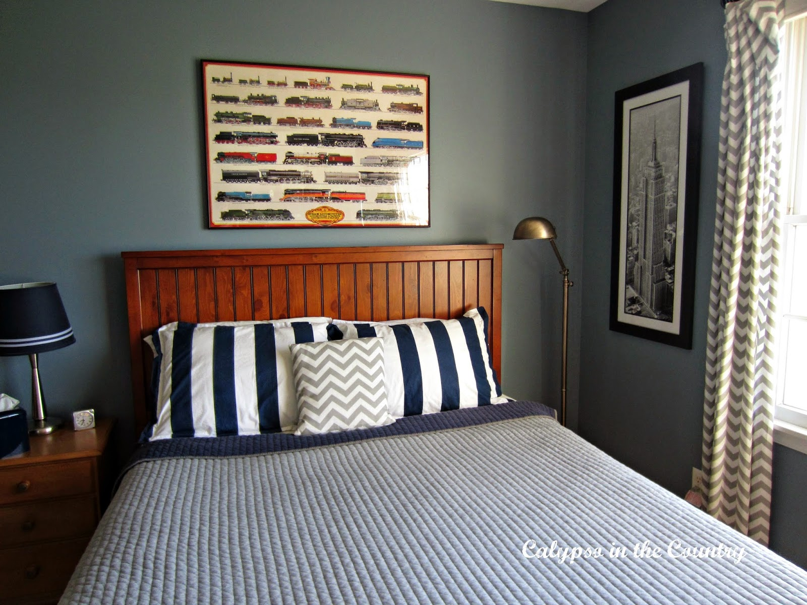 A new floor lamp calypso in the country benjamin moore paint mozeypictures Gallery