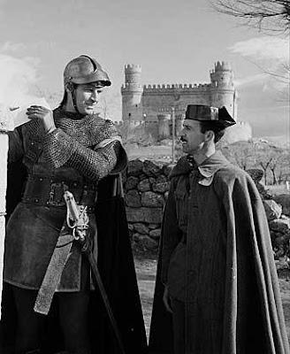 El Cid detrás de las cámaras