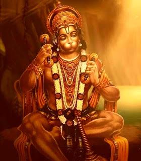 Hanuman Stotra
