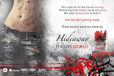 Penelope Douglas's Hideaway teaser #1