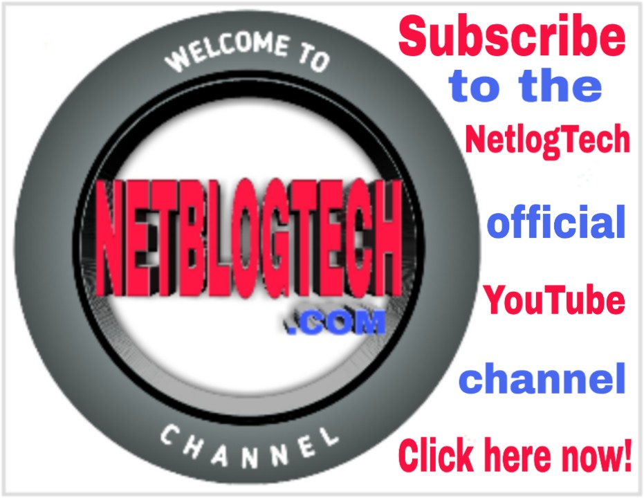 subscribe to netblogtech youtube channel