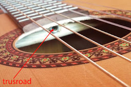 pentingkah trussrod pada gitar