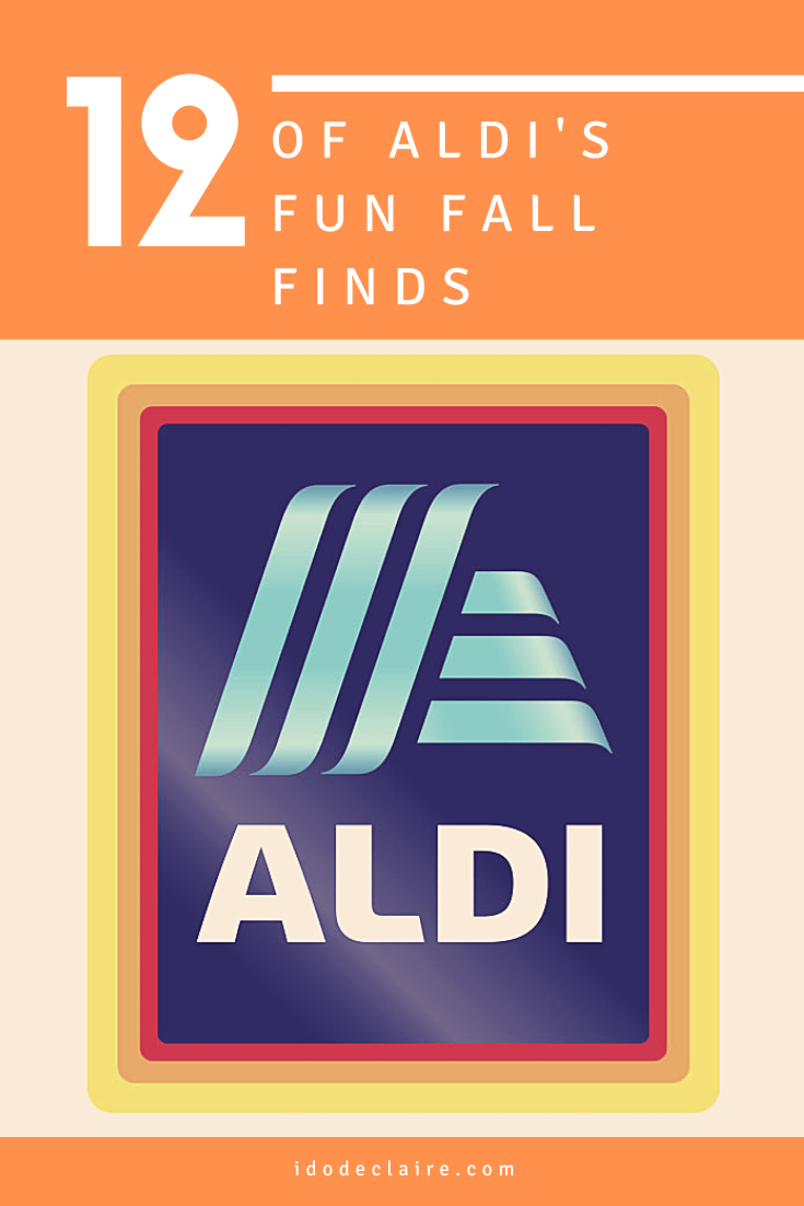 Aldi's Finds for Fall