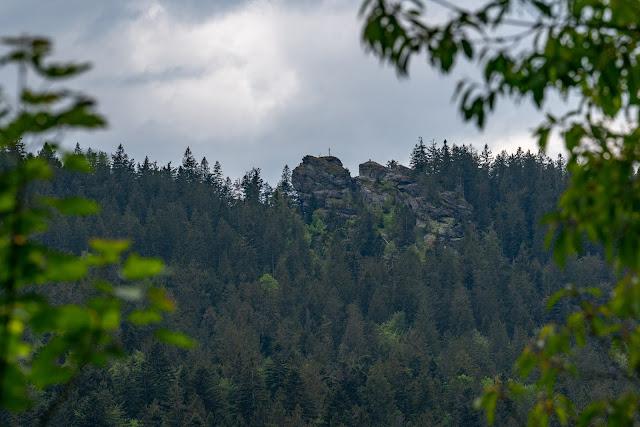 Kaitersberg Panoramaweg Ar06 | Wandern im Lamer Winkel im Bayerischen Wald 06