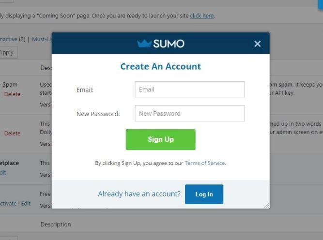 SumoMe plugin share sosial media gratis
