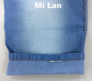 Vải jean xì phe cotton 100% S303