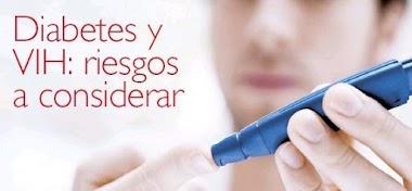 VIH y la diabetes: Datos a considerar