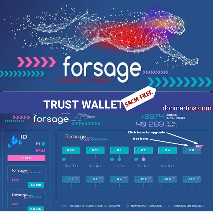 Full guide about forsage smart contract (Don't miss out)