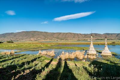 Lac Inlé-Myanmar-Birmanie