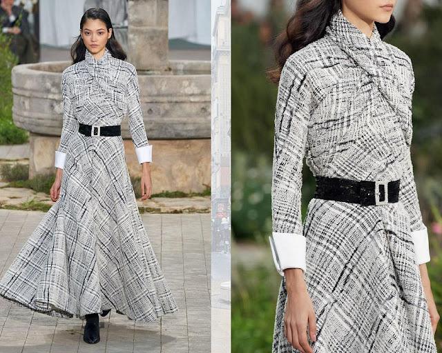 Chanel Couture весна лето 2020 3