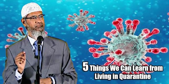 5 Things We Can Learn from Living in Quarantine