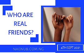 WHO ARE REAL FRIENDS?