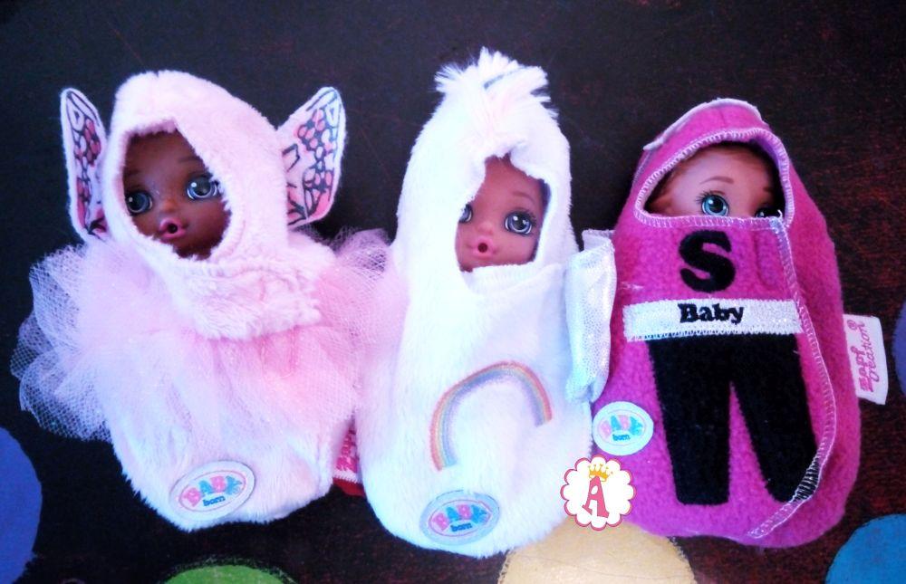 Куклы Baby Born единорожка Crystal Unicorn, балерина Sugarplum Princess, супергерой Superhero Baby