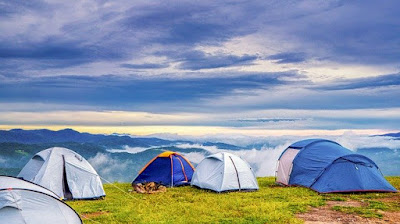 Jenis Tenda Pendakian Gunung