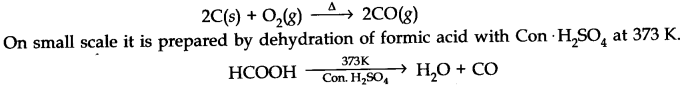 carbon dioxide preparation