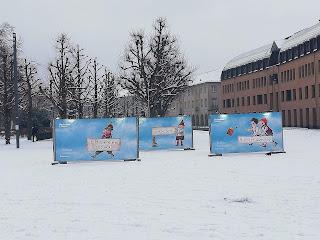 Дворцовая площадь (Шлоссплац), Карлсруэ, Баден-Вюртемберг