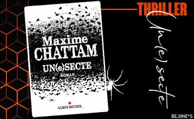 Livre : Un(e) secte - Maxime CHATTAM