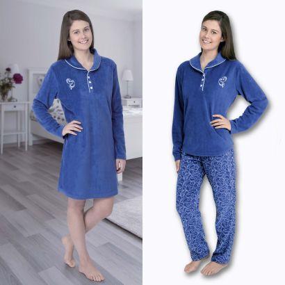 pyjama ou chemise de nuit aldi avis sur les produits. Black Bedroom Furniture Sets. Home Design Ideas