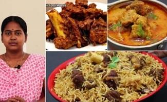 Mutton Recipes in Tamil | Samaiyal