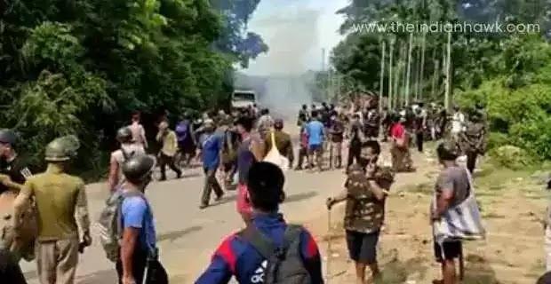 Assam-Mizoram Border Clash: 6 Assam Cops Killed, More Than 80 Injured