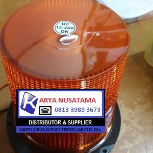 Jual Lampu Beacon Amber 12-24V di Mataram