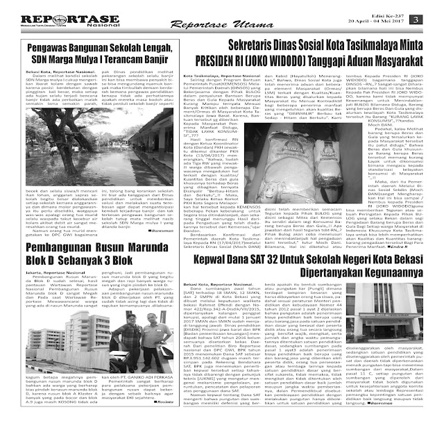 Reportase Nasional Bagaimana Memilih Karir Setelah Kuliah Edisi 237