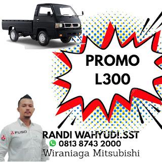 Promo Mitsubishi L300 Pekanbaru Riau