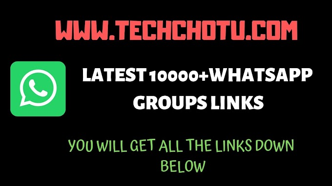 Latest 1000+ WhatsApp Groups Links collection 2019