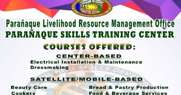 27 Courses Offered by PLRMO | TESDA Training Program