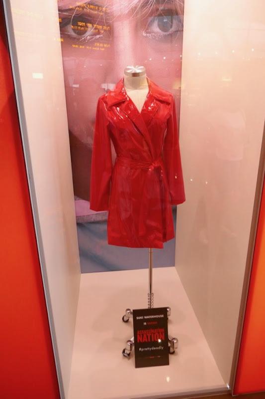 Suki Waterhouse Assassination Nation Sarah costume