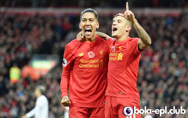 Highlight Liverpool 6 - 1 Watford 6 November 2016