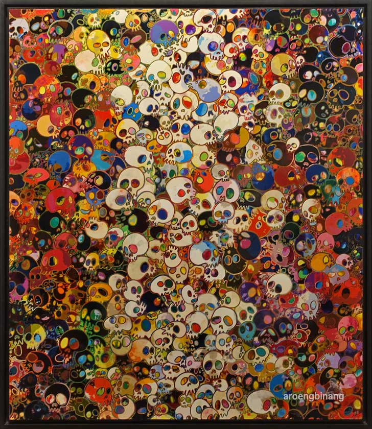 takashi murakami do not rule my dreams
