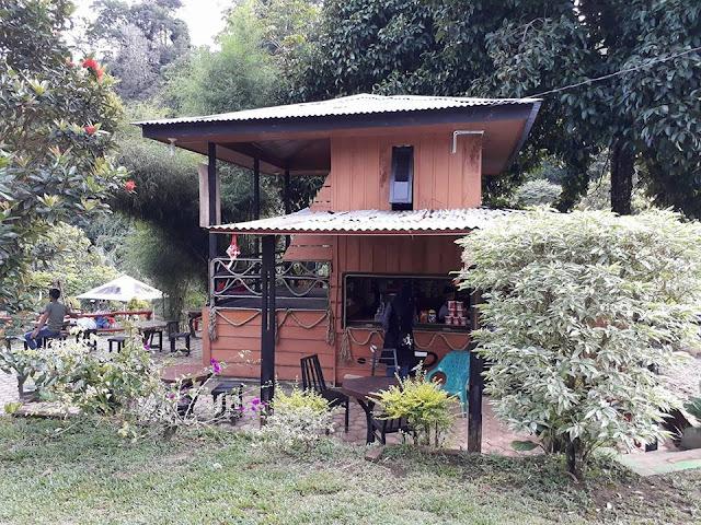 Wisata Taman Alam Raya Sipenggeng