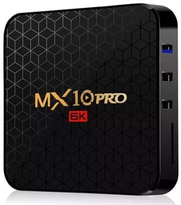 MX10 Pro 6K: análisis