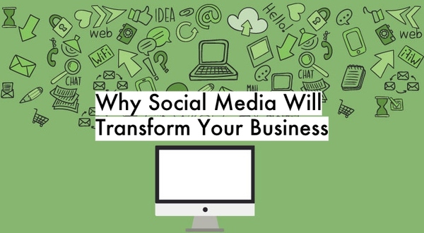 Why Social Media Will Transform Your Business