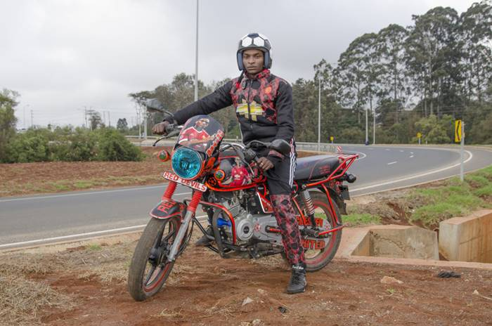 Jan Hoek  Boda Boda Madness | Motorcycle taxi drivers in Nairobi