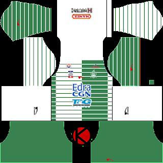 Melaka United Kits 2017 -  Dream League Soccer