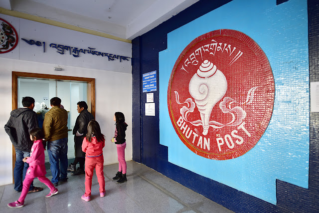 Bhutan Post Office