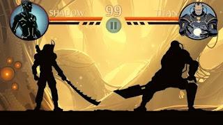 shadow fights 2 titan mod apk no root