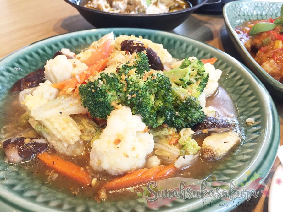 Lunch Sumptuos Set Menu at Amaya Food Gallery, Amari Johor Bahru: Sabai Set