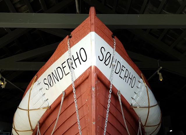 Urlaub auf Fanø mit Kindern: 12 Ausflugstipps für das wunderschöne Sønderho. An der alten Rettungsstation von Sönderho lohnt sich ein kurzer Stopp auf Eurem Ausflugstag!
