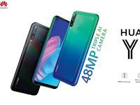 Review HUAWEI Y7p, Smartphone Murah Kamera 48MP