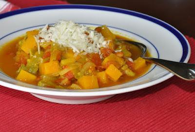 Pueblo Pumpkin Stew