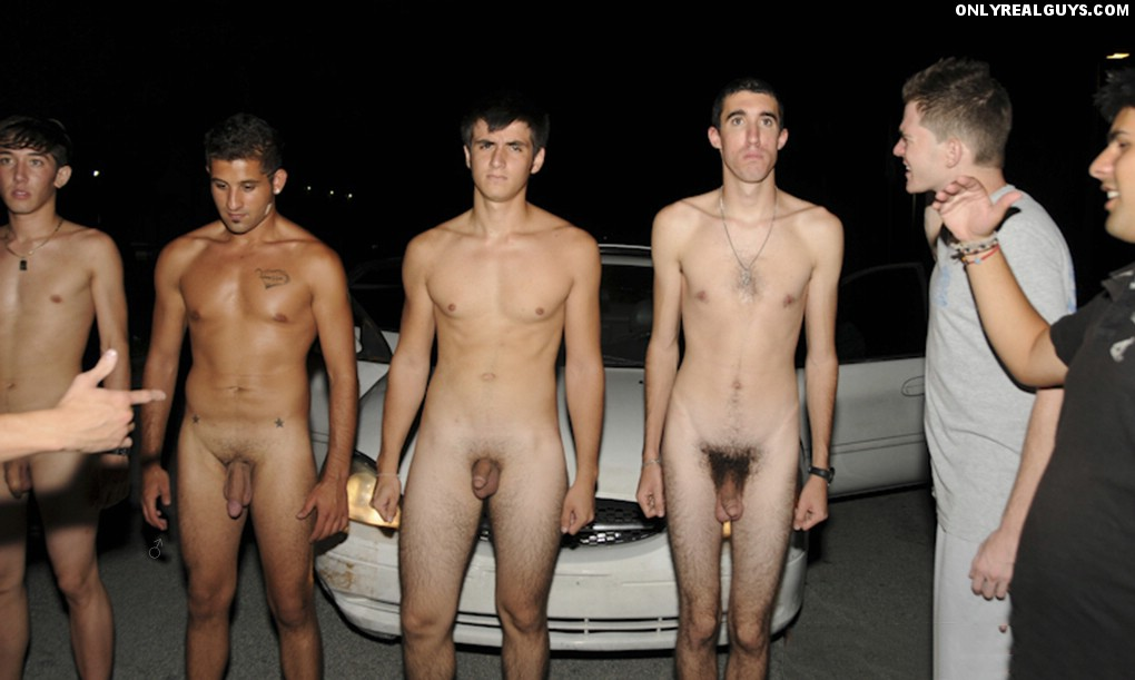 Guys Getting Stripped Naked