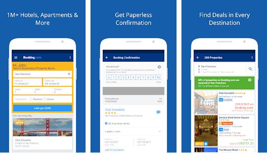 booking.com mampu memenuhi segala kebutuhanmu dalam hal booking-bookingan