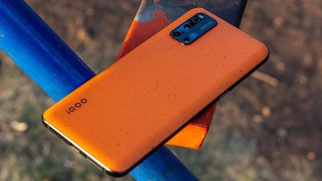 Flagship Vivo V2024A dùng chip Snapdragon 865