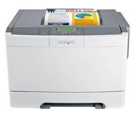 Lexmark C544n mise à jour pilotes imprimante