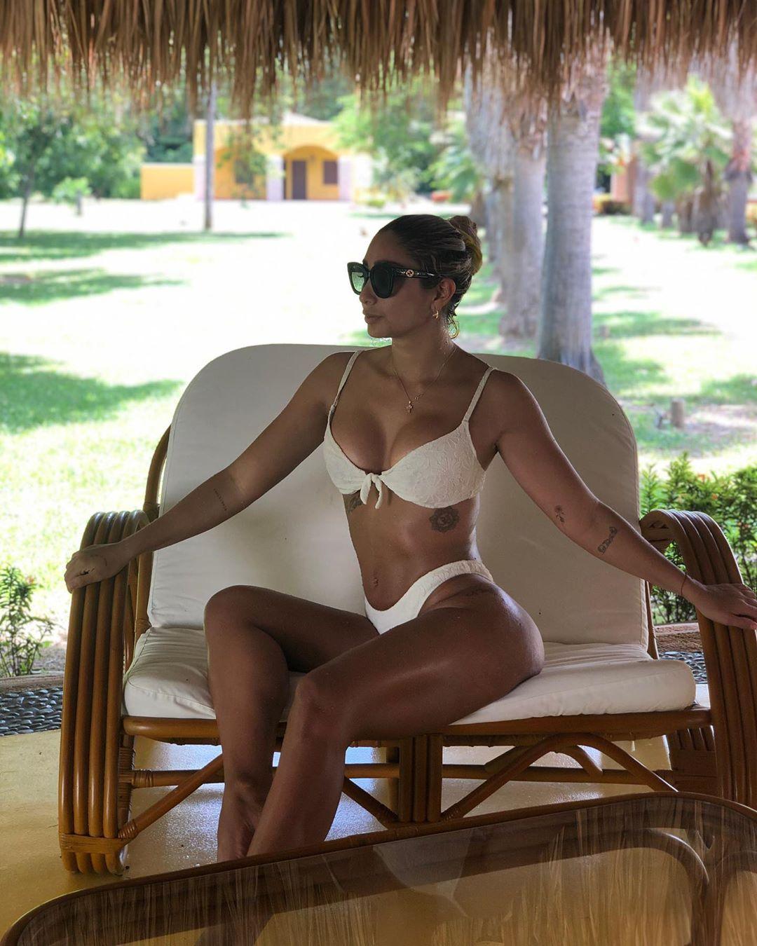A bomba latina Cindy Álvarez Garcia