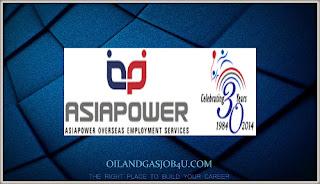 Asiapower recruitment drive